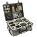 Equipment Case with Foam: 22&quot; x 17.94&quot; x 10.44&quot;