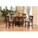 <strong>5 Piece Counter Height Dining Set</strong> by Primo International