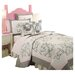 Greenland Home Fashions Scottie Quilt Set