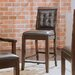 """<strong>Tribecca 25"""" Bar Stool with Cushion (Set of 2)</strong> by American Drew"""