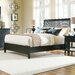 <strong>Sterling Pointe Twin Slat Bed</strong> by American Drew