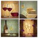 Tuftop The Wine Cellar Coasters