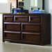 <strong>Lea Industries</strong> Elite Expressions 7 Drawer Dresser
