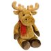 Winter Wonderland Moose Dad Stuffed Animal