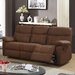 """<strong>81"""" Reclining Sofa</strong> by Global Furniture USA"""