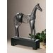 Tanith Metal Horse Sculpture