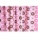 <strong>Mod Dots Cotton Rod Pocket Curtain Single Panel</strong> by Bacati