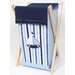 Bacati Little Sailor Hamper