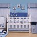 <strong>Little Sailor Crib Bedding Collection</strong> by Bacati