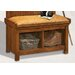 Philip Reinisch Co. ColorTime Croft Hall Organizer Bottom in Chestnut
