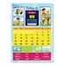 <strong>Magnetic Learning Calendar</strong> by Learning Resources