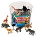Jungle Animals 60 Piece Set