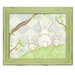 <strong>Birds Bunnies Bunny Diamond Giclee Framed Art</strong> by Doodlefish