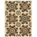 <strong>Trio Ivory Rug</strong> by Linon Rugs