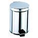 Geesa by Nameeks Standard Hotel 1.3-Gal. Pedal Waste Bin