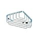 <strong>Geesa by Nameeks</strong> Basket Corner Shower Basket in Chrome