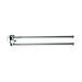 "Circles 14.82"" Towel Bar in Chrome"