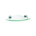 "<strong>Luna 13.58"" x 2.36"" Bathroom Shelf</strong> by Geesa by Nameeks"
