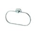 <strong>Standard Hotel Wall Mounted Oval Towel Ring</strong> by Geesa by Nameeks