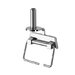<strong>Standard Hotel Toilet Paper Holder in Chrome</strong> by Geesa by Nameeks