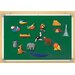 Educational Insights 3 in 1 Flannel / Magnetic / Wipe - Off Board