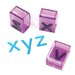 Educational Insights See and Stamp Jumbo Lowercase Alphabet Stamps