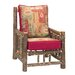 <strong>Hickory Chair and Ottoman</strong> by Fireside Lodge