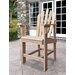 Shine Company Inc. Westport Counter Adirondack Chair