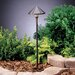 <strong>Center Mount Landscape Path Light</strong> by Kichler