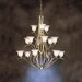 Dover 15 Light Chandelier