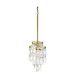 Dolce 1 Light Hanging Pendant