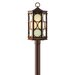 <strong>Holmby Hills 4 Light Post Lantern</strong> by Corbett Lighting