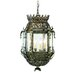 Montrachet 4 Light Hanging Lantern
