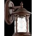 <strong>Riviera 1 Light Outdoor Wall Sconce</strong> by Quorum