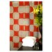 <strong>Monogram Shower Curtain</strong> by Plush Living