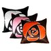 Plush Living Nookpillow Rose Silk Pillow Cover