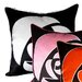 <strong>Nookpillow Rose Silk Pillow Cover</strong> by Plush Living