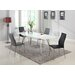 <strong>Elsa 5 Piece Dining Set</strong> by Chintaly Imports