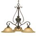Mayfair 3 Light Nook Chandelier
