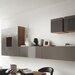 Calligaris Inbox Storage Cabinet Horizontal with Lift Up Door
