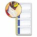 Adams Business Forms 'N Stick Phone Message Pad, 2 3/4 X 4 3/4, Two-Part Carbonless, 200 Forms