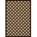 Joy Carpets Sports Bases Loaded Leather Glove Novelty Rug