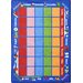 <strong>Educational Celebrations Calendar Kids Rug</strong> by Joy Carpets