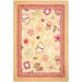 Just For Kids Hearts and Flowers Kids Rug