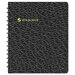At-A-Glance Weekly Appointment Book, Ruled/No Times, 6-3/4 x 8-3/4, Black, 2013