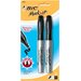 Bic Corporation Chisel Tip Permanent Markers (2 Count)