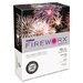 <strong>Fireworx Colored Cover Stock, 65 Lbs., 8-1/2 X 11, 250 Sheets</strong> by Boise®
