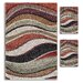 <strong>Primavera Wave 3 Piece Rug Set</strong> by Majestic Rugs