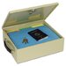 MMF Industries Steelmaster Jumbo Cash Box WidthLock