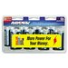 Rayovac® D Alkaline Battery, 8/Pack